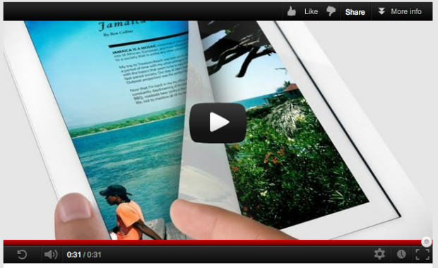 The All New iPad TV Commercial